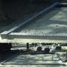 Ограда из бетона с гранитной крошкой  на 3 места (с фундаментом)